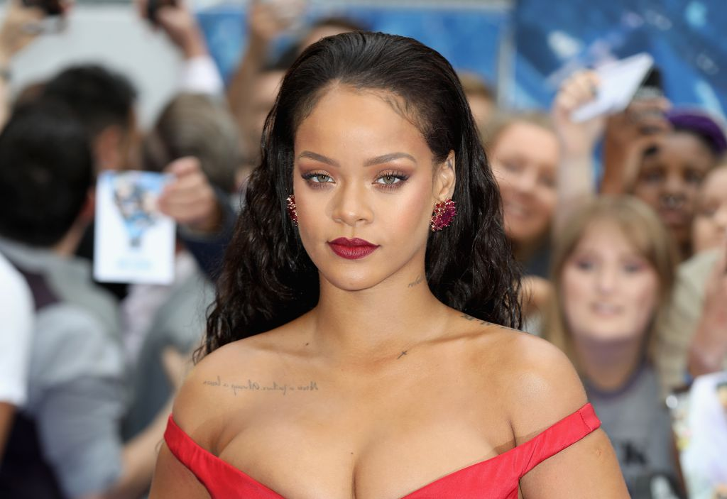 Rihanna Hits SnapChat Where It Hurts Over Offensive Ad