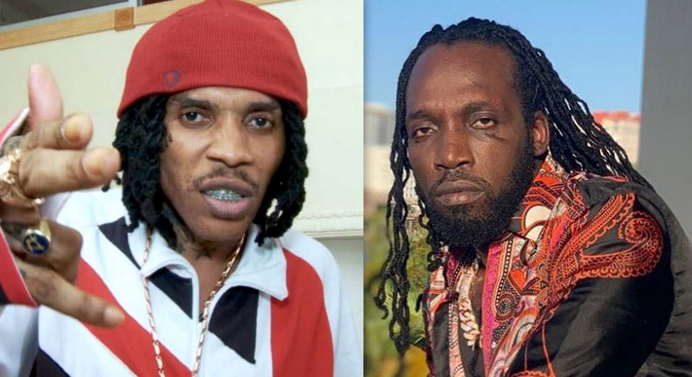 "Did Mavado Diss Vybz Kartel In His New Song ""Fresh Paint"" ?"