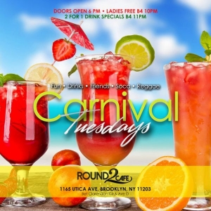 Carnival Tuesdays