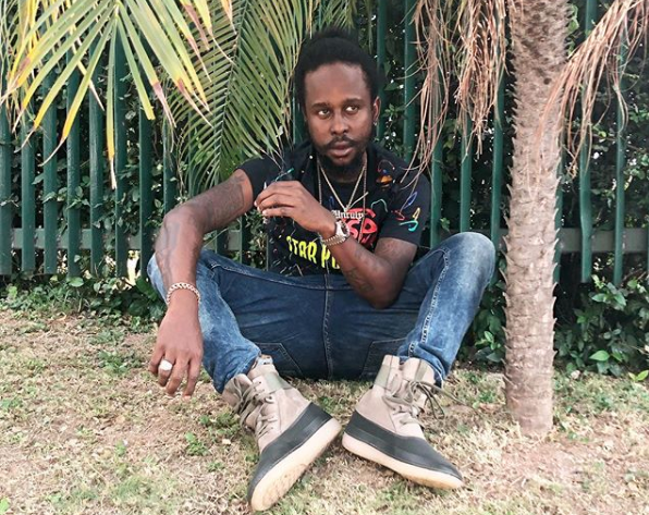 Popcaan Finally Went To Church Under One Condition