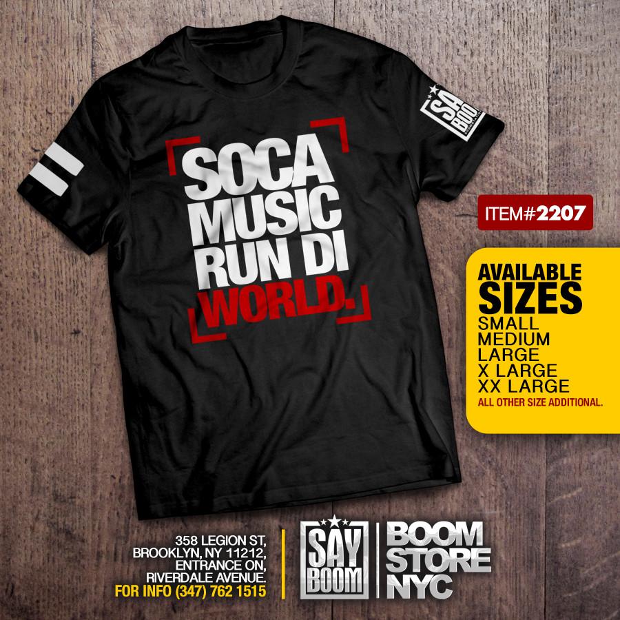 Soca Run Di World