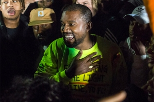 Kanye West Earns 8th No. 1 Album On The Billboard 200 Chart!